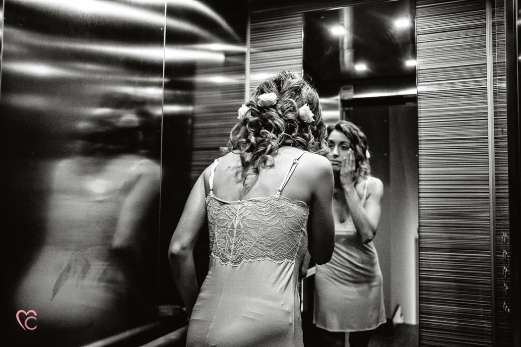 matrimonio a Torino e Cortanze, preparazione sposa