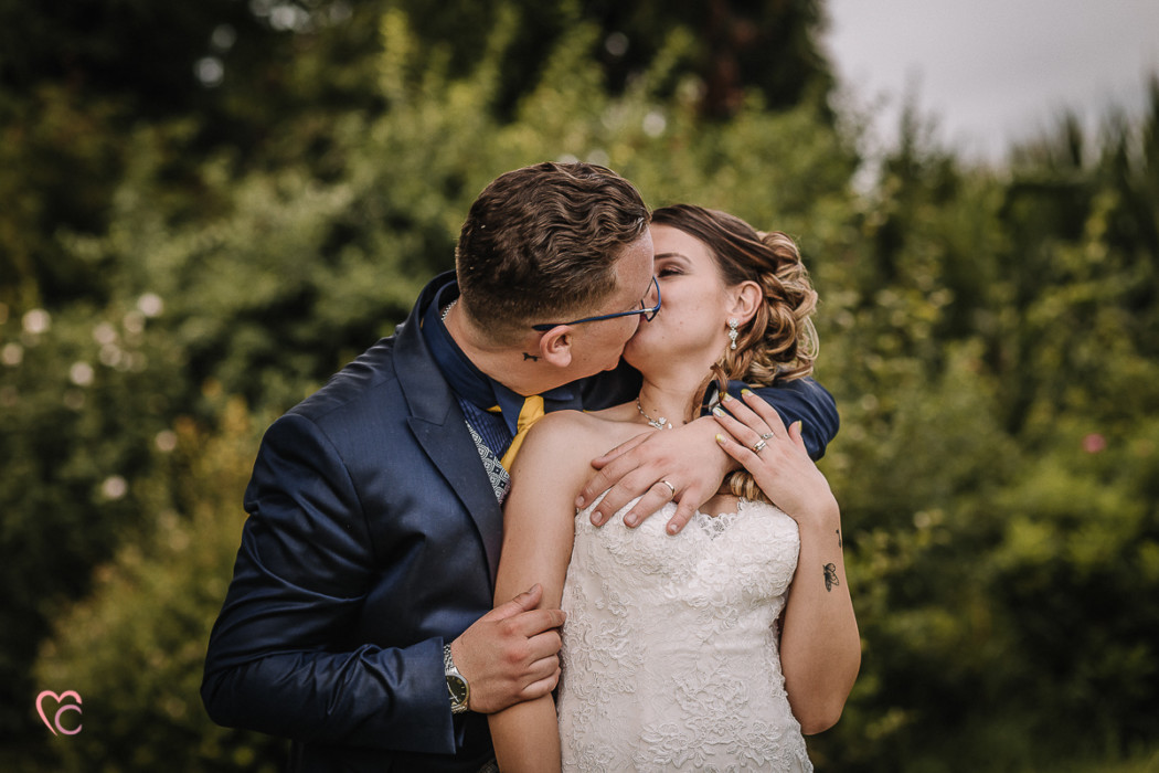 Matrimonio a La morra, servizio di coppia
