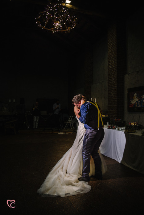Matrimonio a La morra, ricevimento, foto di coppia, ballo