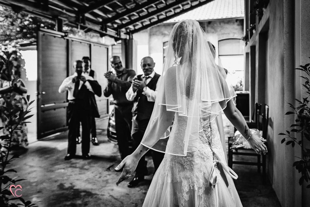 Matrimonio alla Morra,preparazione della sposa, sposa e invitati