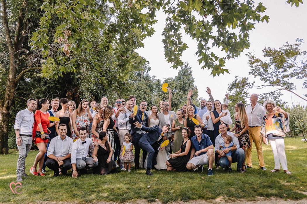 Matrimonio a La morra, cerimonia, gruppi
