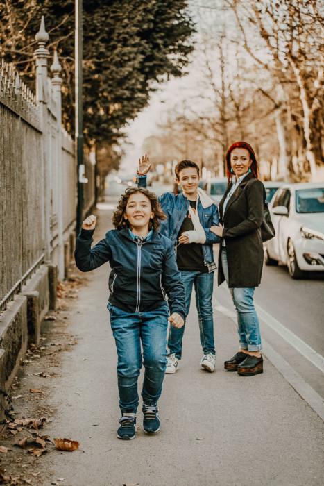 Fotografia di famiglia, sessione fotografica a Chieri